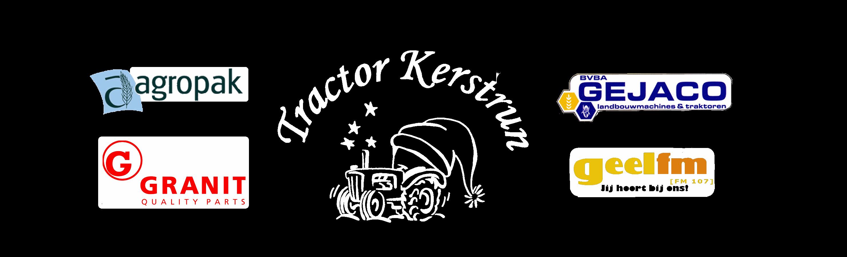 Tractor Kerst Run