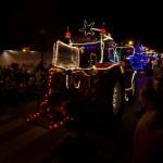 Tractor Kerst Run 2014