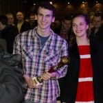 Tractor Kerst Run 2014: de winnaar!