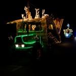 Tractor Kerstrun 2015 – 2de Glenn Vleugels: Fendt 306LSA