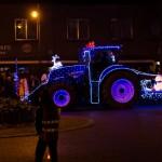 Tractor Kerstrun 2015 – 1ste Joeri Wouters: New Holland T7.220