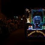 Tractor Kerstrun 2015 - 5de Tom Bouwens: Fendt 824