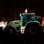 Tractor Kerstrun 2015 – 4de Bart Van Meensel: Fendt 714