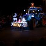 Tractor Kerstrun 2015 - 8ste Dries Daems: Fendt 926