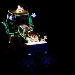 Tractor Kerstrun 2015 - 4de Bart Van Meensel: Fendt 714