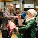 Tractor Kerstrun 2015 – 3de Kristien Van Hout: Mc Cormick